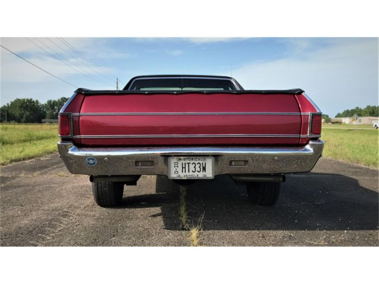 Large Picture of 1969 Chevrolet El Camino - $21,895.00 - R00Q