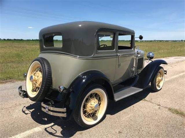 Picture of '31 Model A - R00S