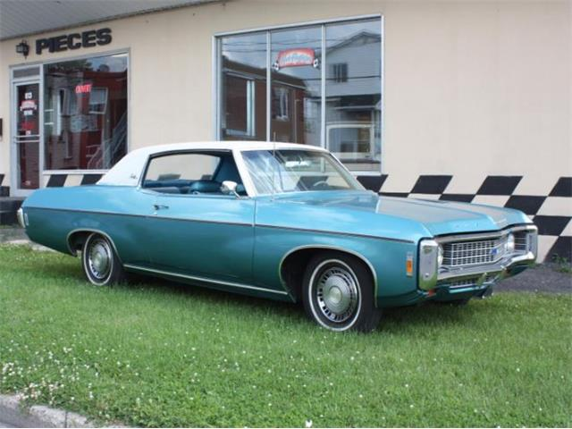 1969 Chevrolet Impala for Sale on ClassicCars.com