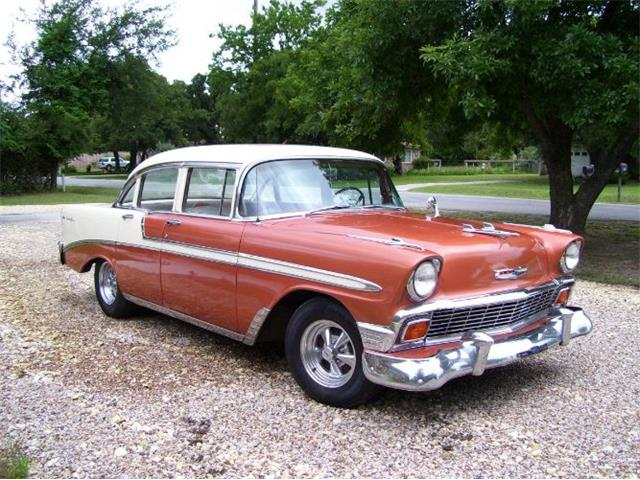 Picture of '56 Bel Air - R01A