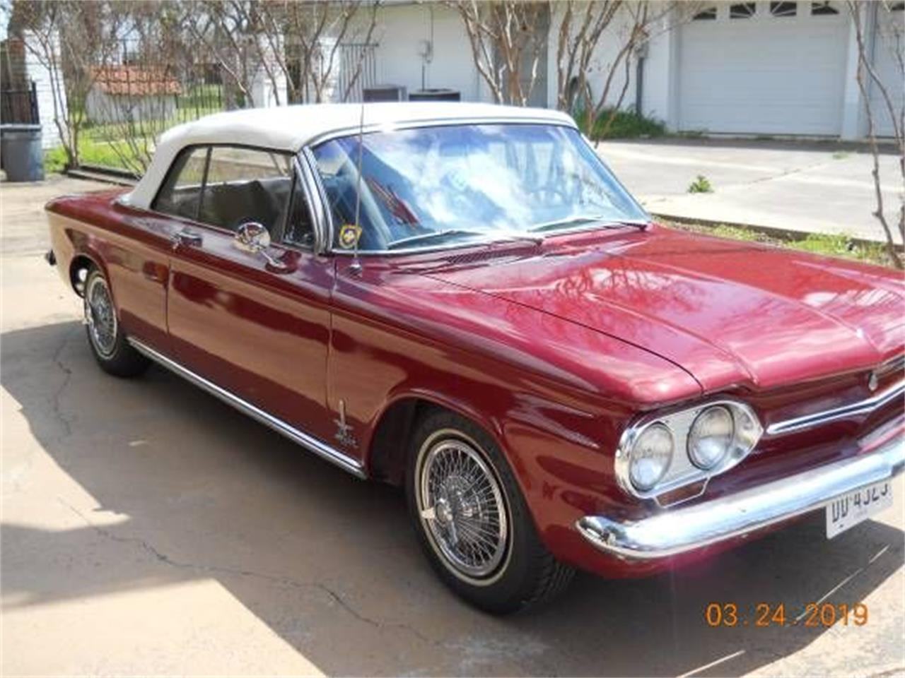 Large Picture of '63 Corvair - R01I