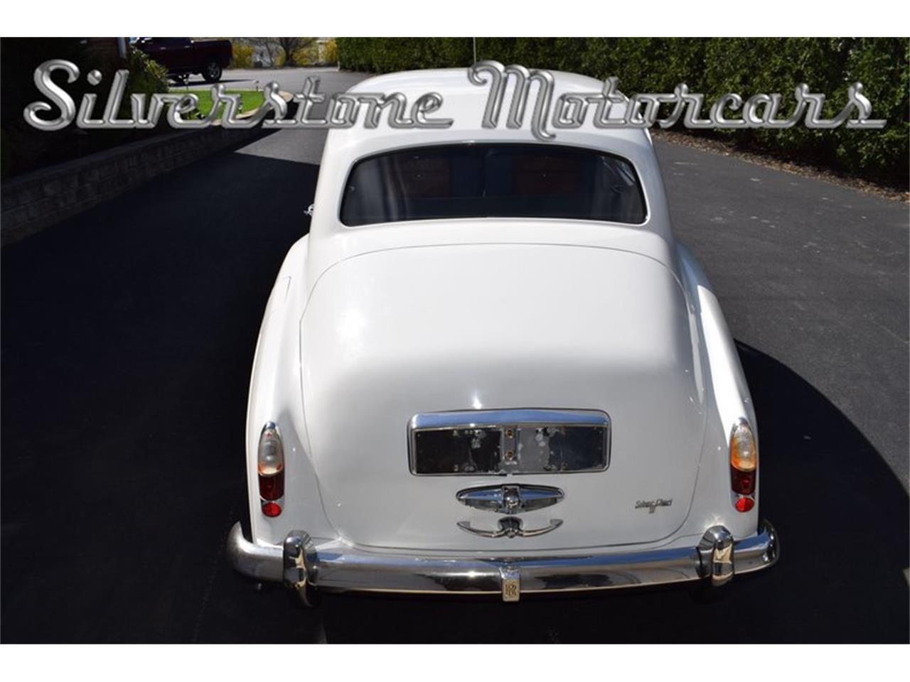 Large Picture of '65 Silver Cloud - QT9D