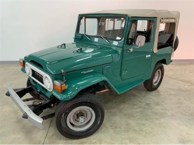 Picture of '77 Land Cruiser FJ - R01S