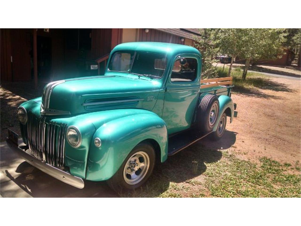 Large Picture of '47 Ford Pickup - $26,495.00 - R02F