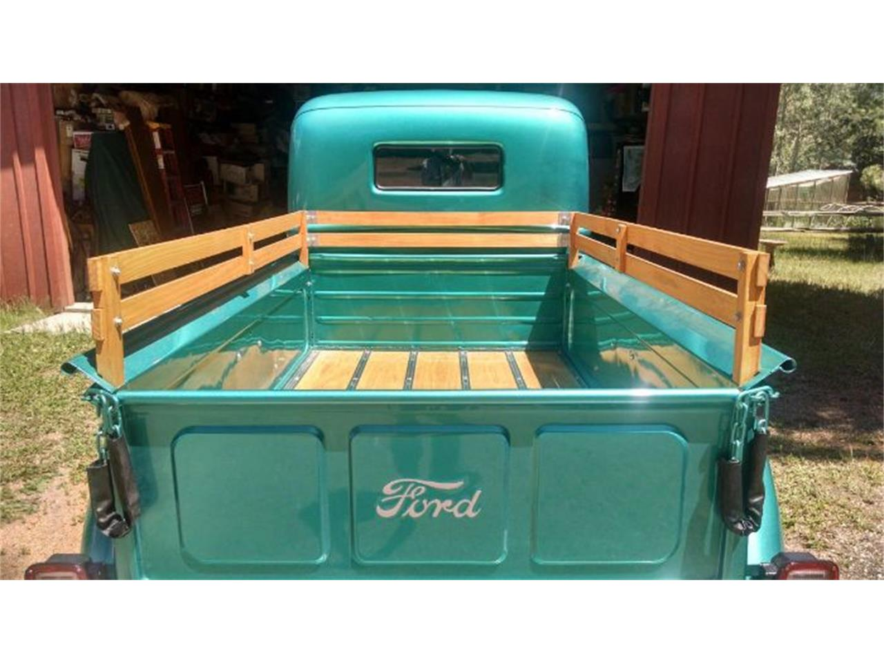 Large Picture of Classic 1947 Pickup located in Michigan Offered by Classic Car Deals - R02F
