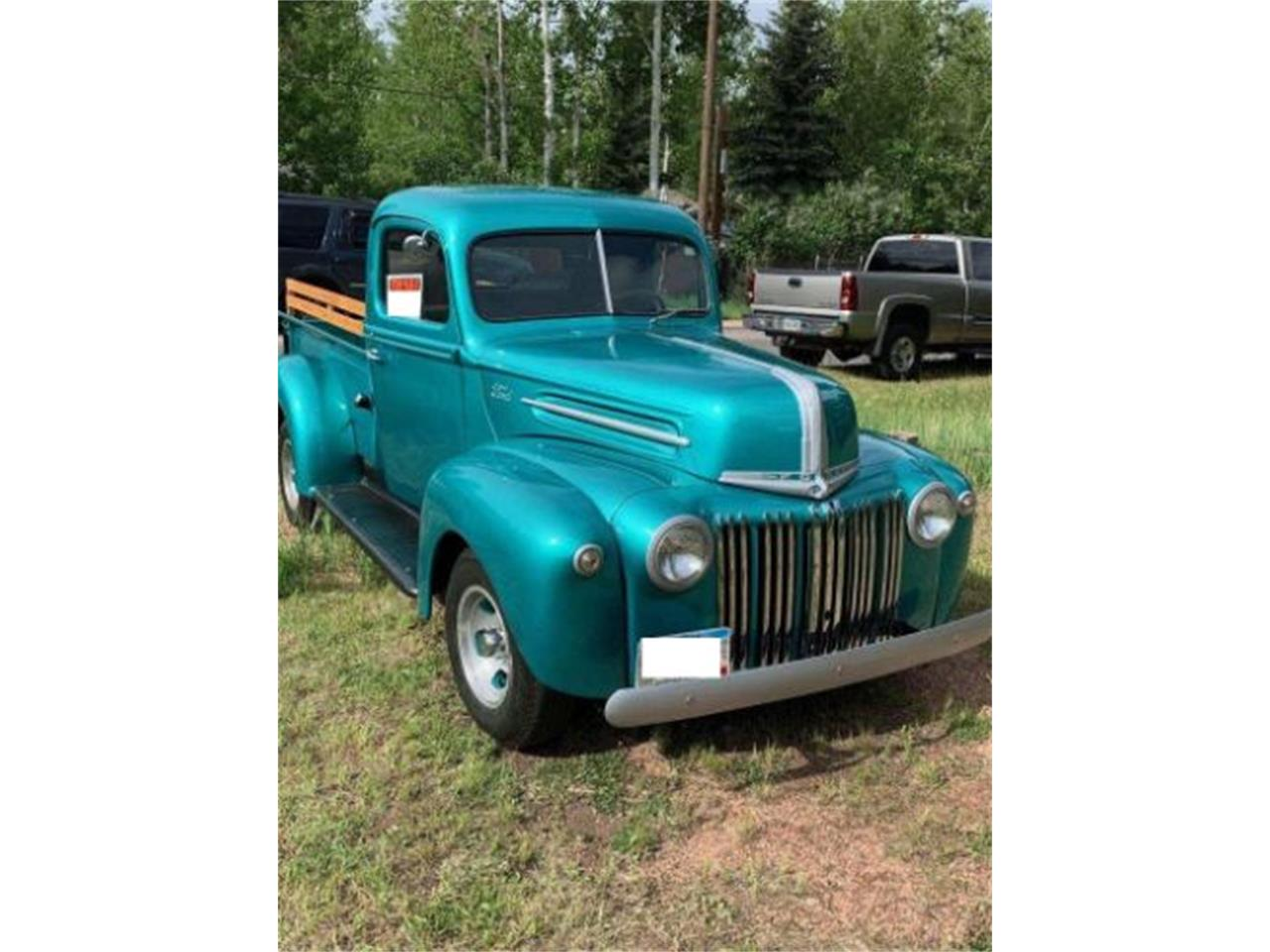 Large Picture of 1947 Pickup located in Michigan Offered by Classic Car Deals - R02F