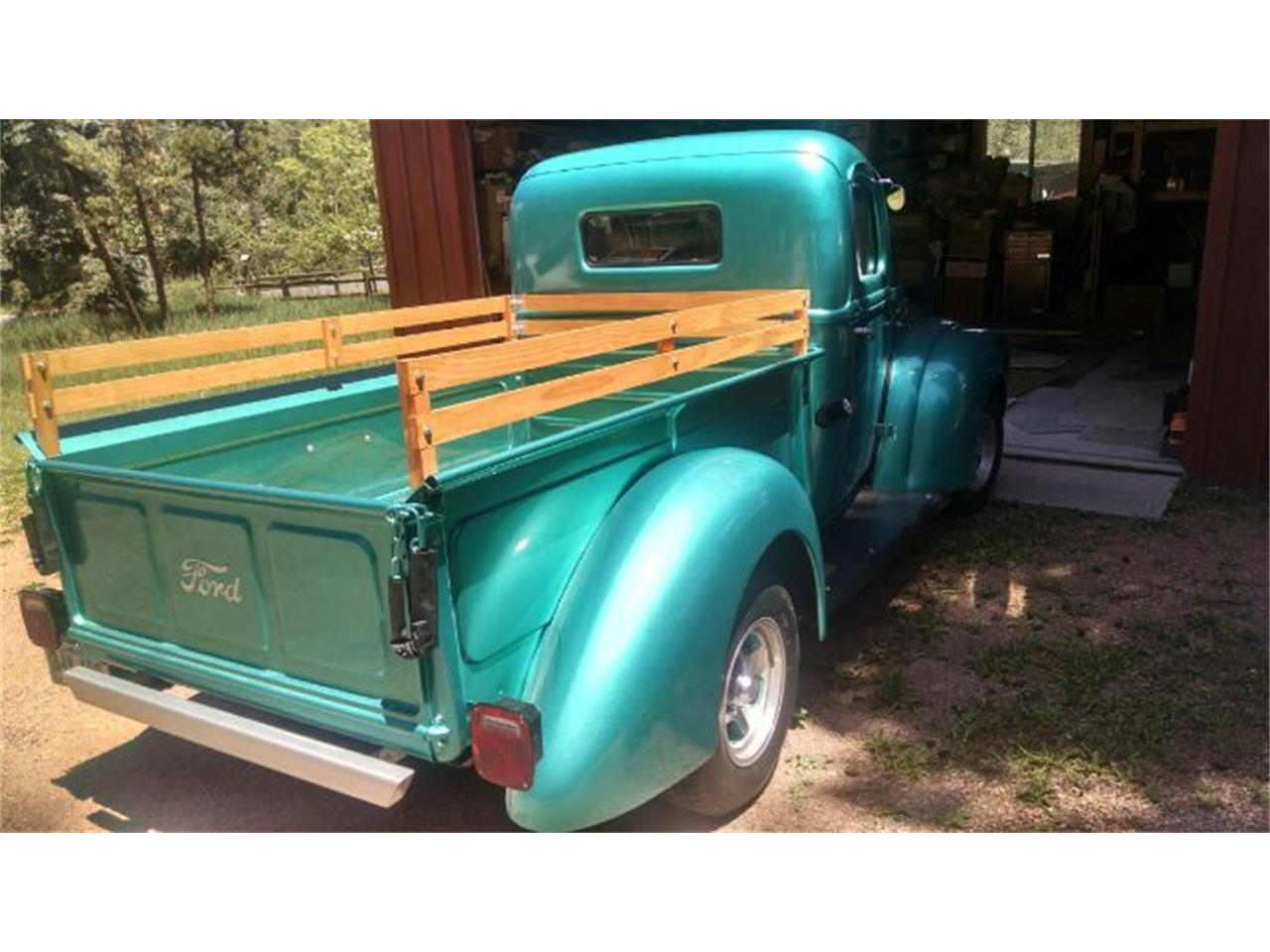 Large Picture of Classic 1947 Pickup located in Michigan - $26,495.00 - R02F