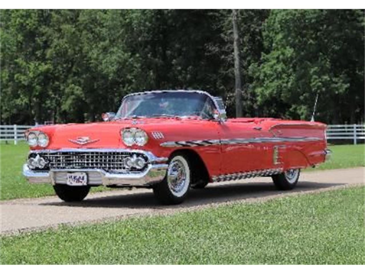 Large Picture of '58 Impala - R02U