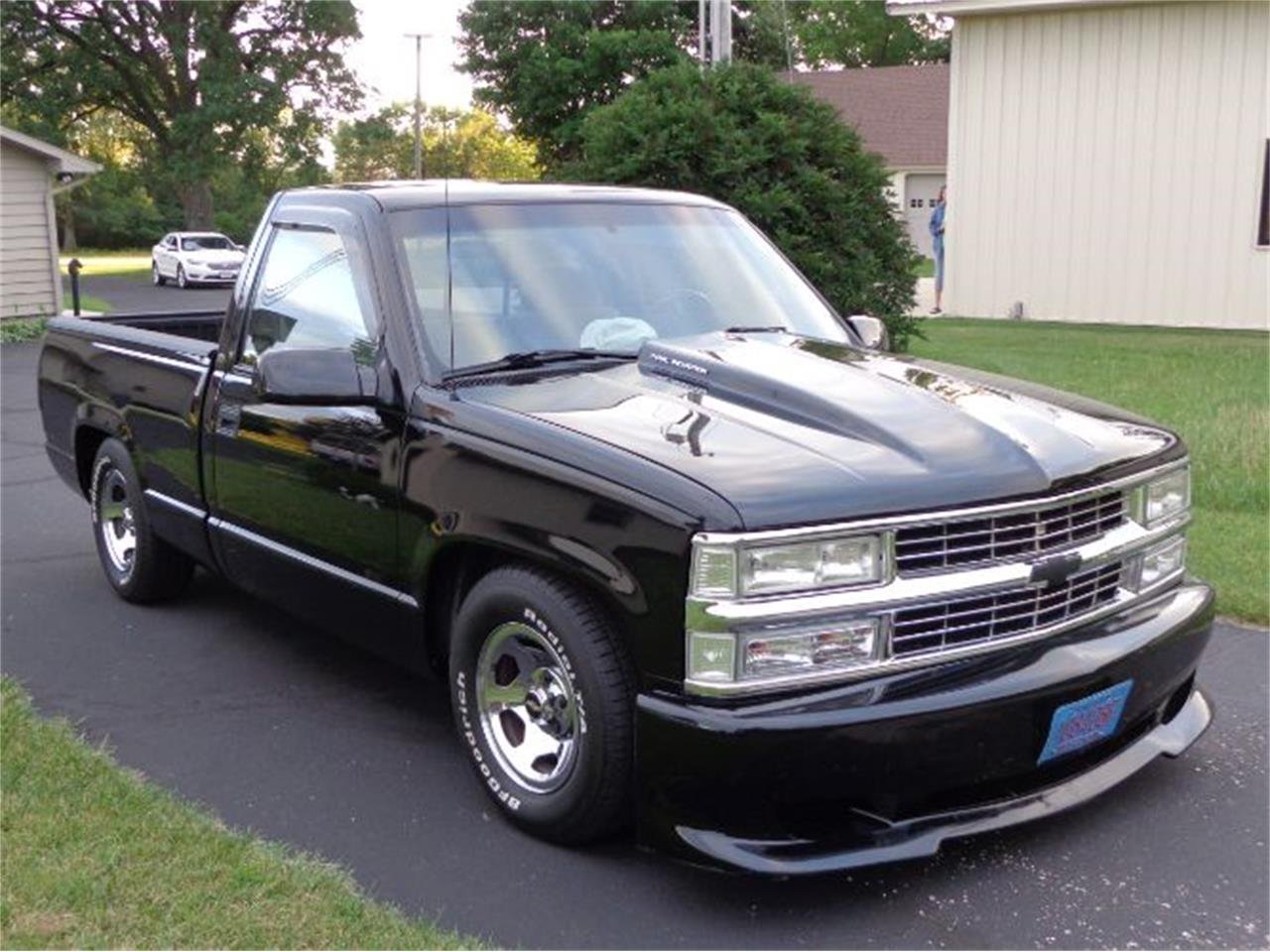 For Sale 1995 Chevrolet Pickup In Cadillac Michigan