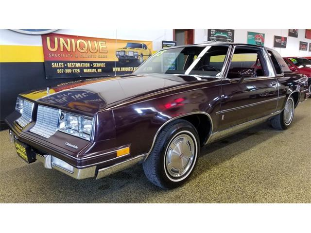 1984 to 1986 Oldsmobile Cutlass for Sale on ClassicCars com