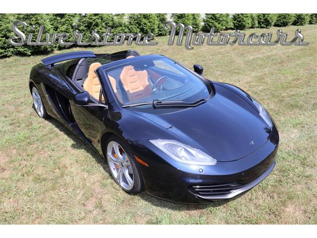 Picture of '13 MP4-12C - QT9M
