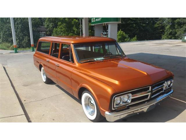 Picture of Classic '68 Suburban located in Cadillac Michigan - R044