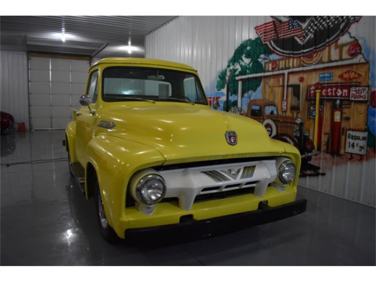Large Picture of '54 F100 - R045
