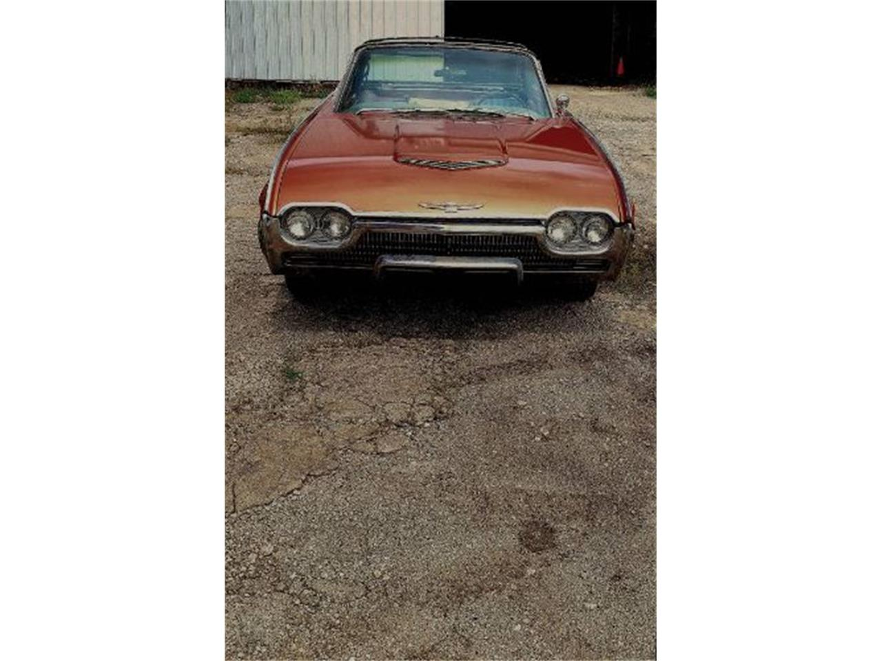 Large Picture of '62 Thunderbird - R048
