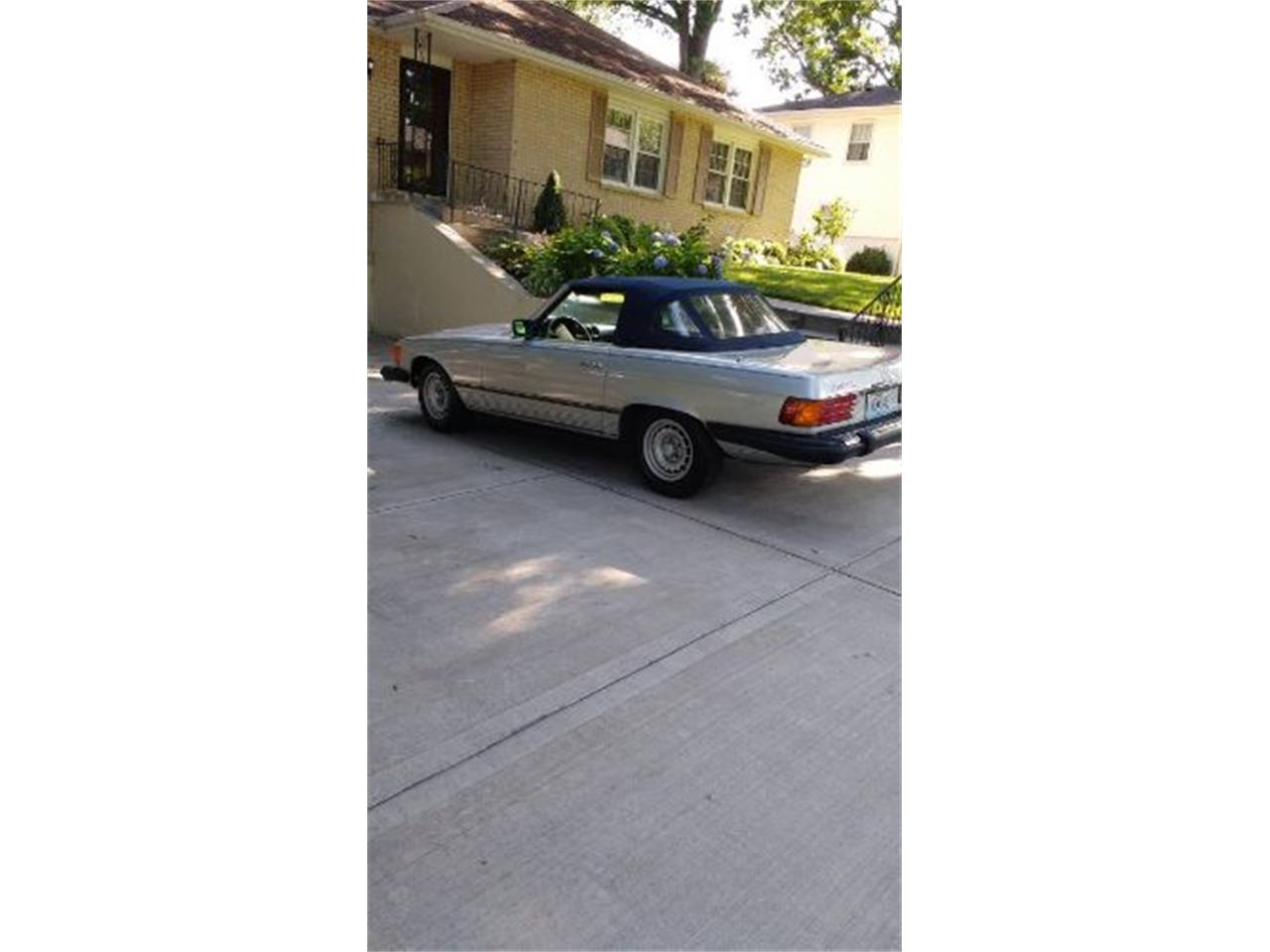 Large Picture of 1979 Mercedes-Benz 450SL located in Cadillac Michigan Offered by Classic Car Deals - R04C