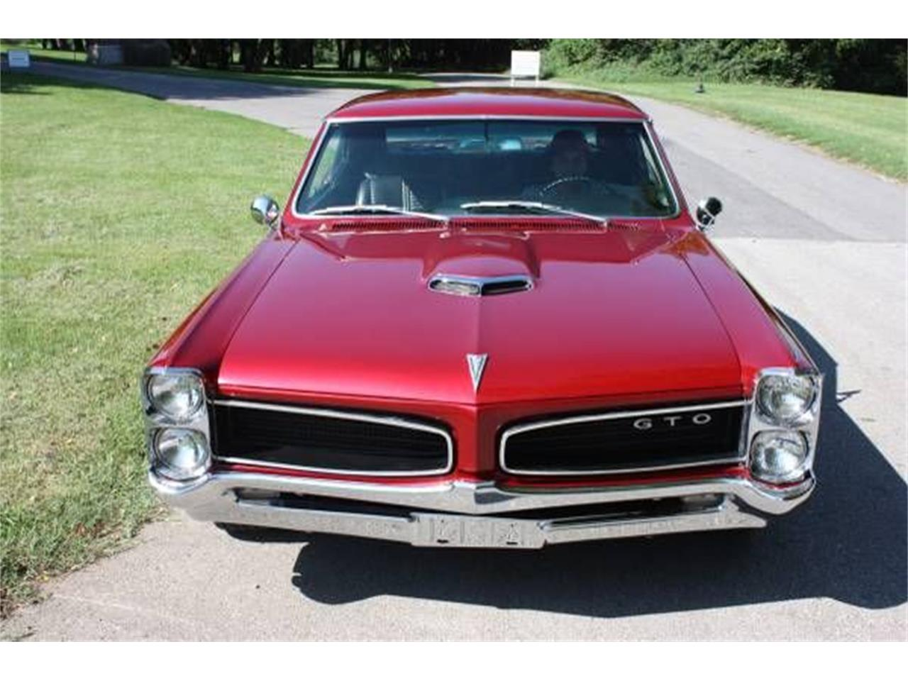 Large Picture of '66 GTO - R04H