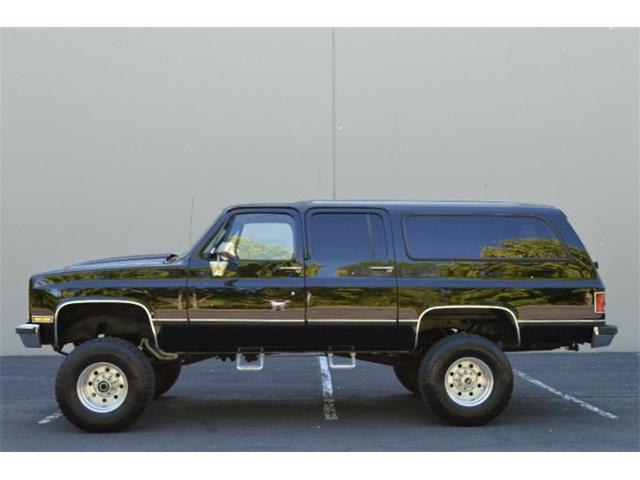Picture of '90 Suburban - R04S