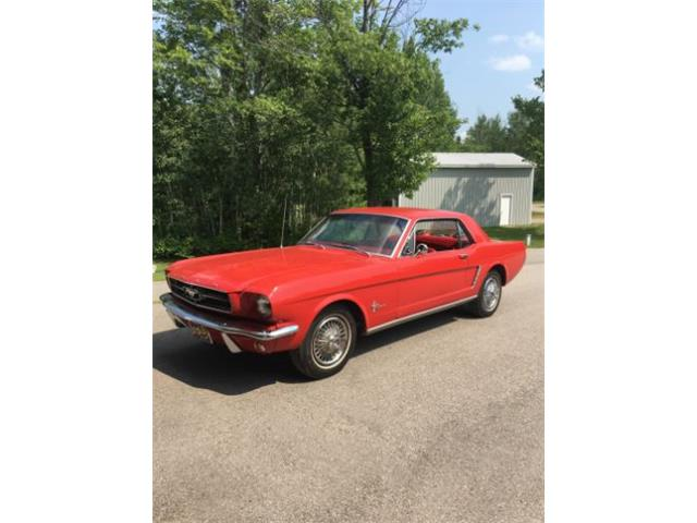 Picture of '64 Mustang - R051