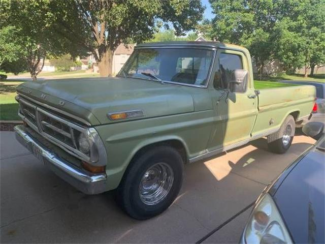 Picture of '71 F100 - R05K