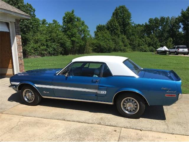 1968 Ford Mustang 390 Gt 2 2 Fastback >> 1968 Ford Mustang For Sale On Classiccars Com On Classiccars Com