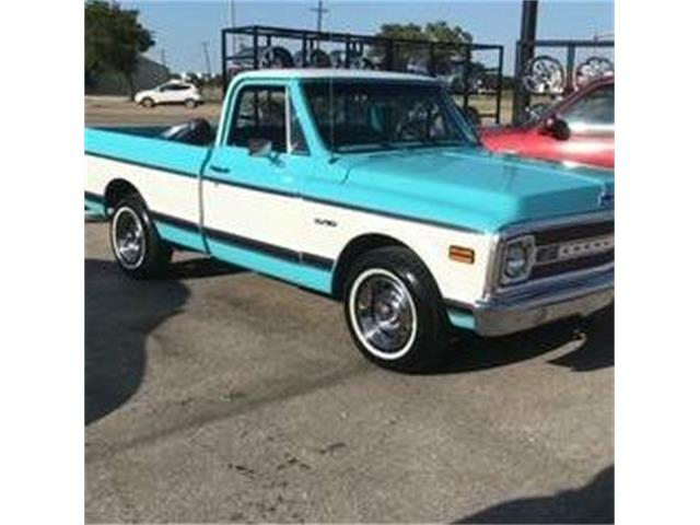 Picture of '71 C10 - R067