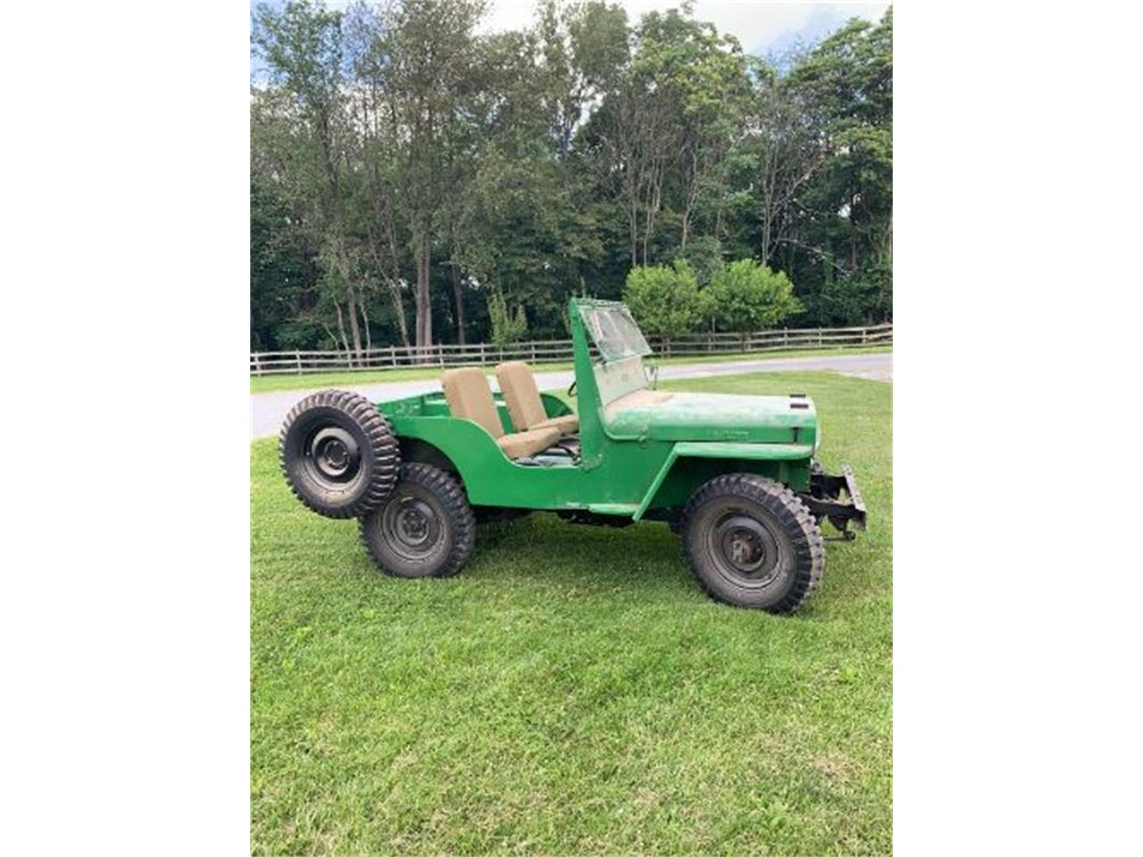 Large Picture of '48 Jeep - R06Q