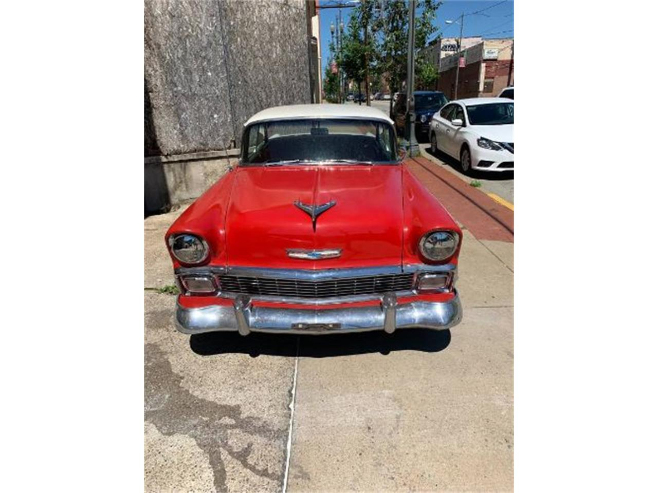 Large Picture of '56 Bel Air - R06U