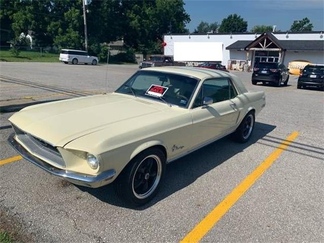 Picture of '68 Ford Mustang - R07C