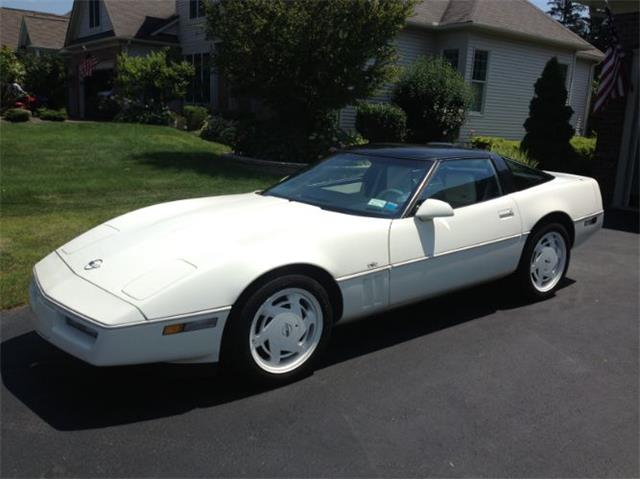 Picture of '88 Corvette - R0AS