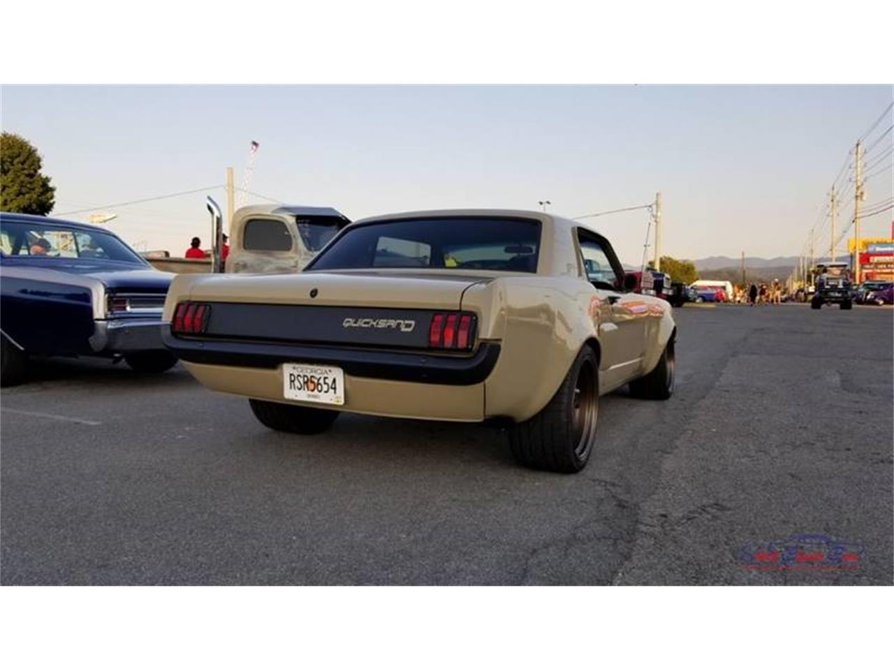 Large Picture of '65 Mustang - R10I