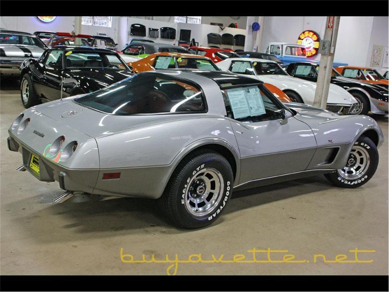Large Picture of '78 Chevrolet Corvette - $19,999.00 - R10M