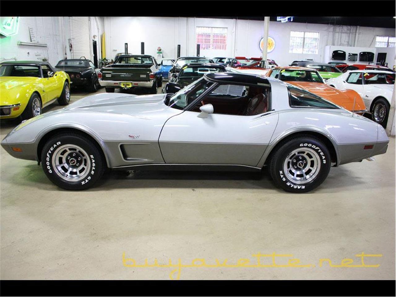 Large Picture of '78 Corvette located in Atlanta Georgia - R10M