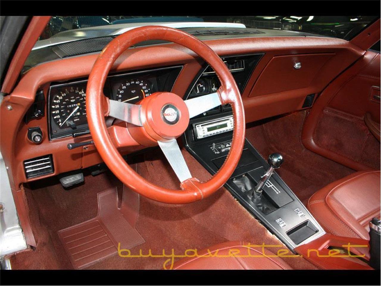 Large Picture of '78 Chevrolet Corvette located in Georgia - R10M