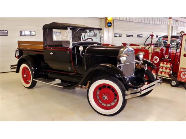 Picture of '81 Shay Model A - R10S