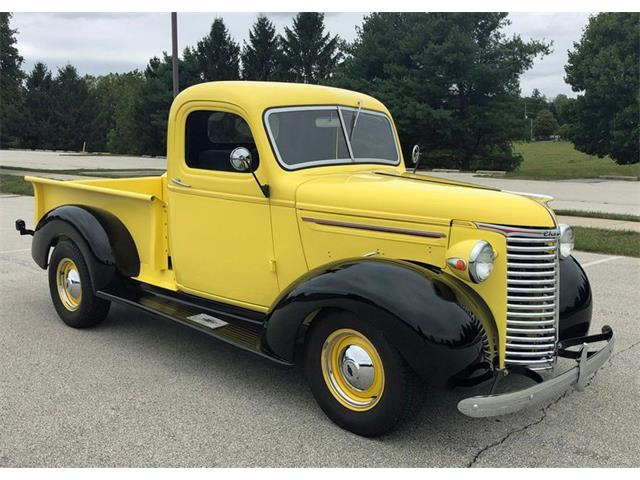 Picture of '39 1/2-Ton Pickup - R10Z