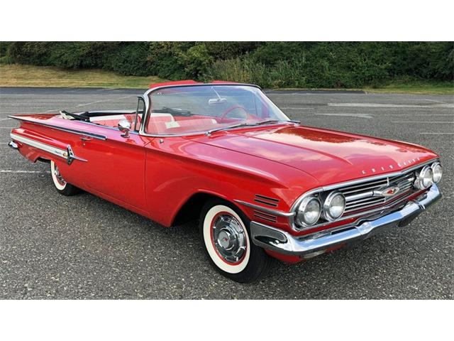 Picture of 1960 Impala located in West Chester Pennsylvania - $75,000.00 - R111