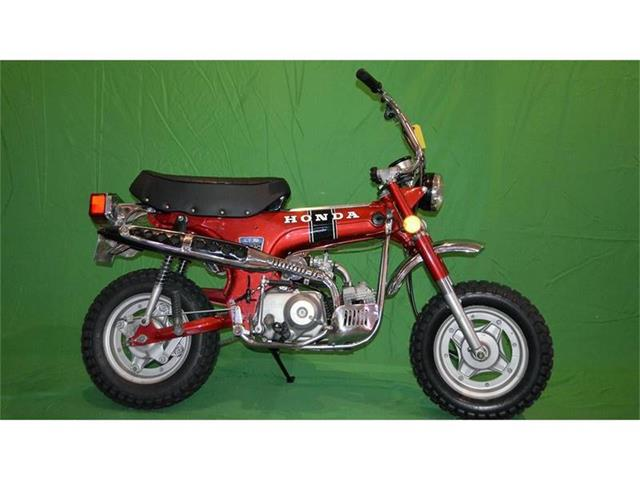 Picture of '72 Motorcycle - R113