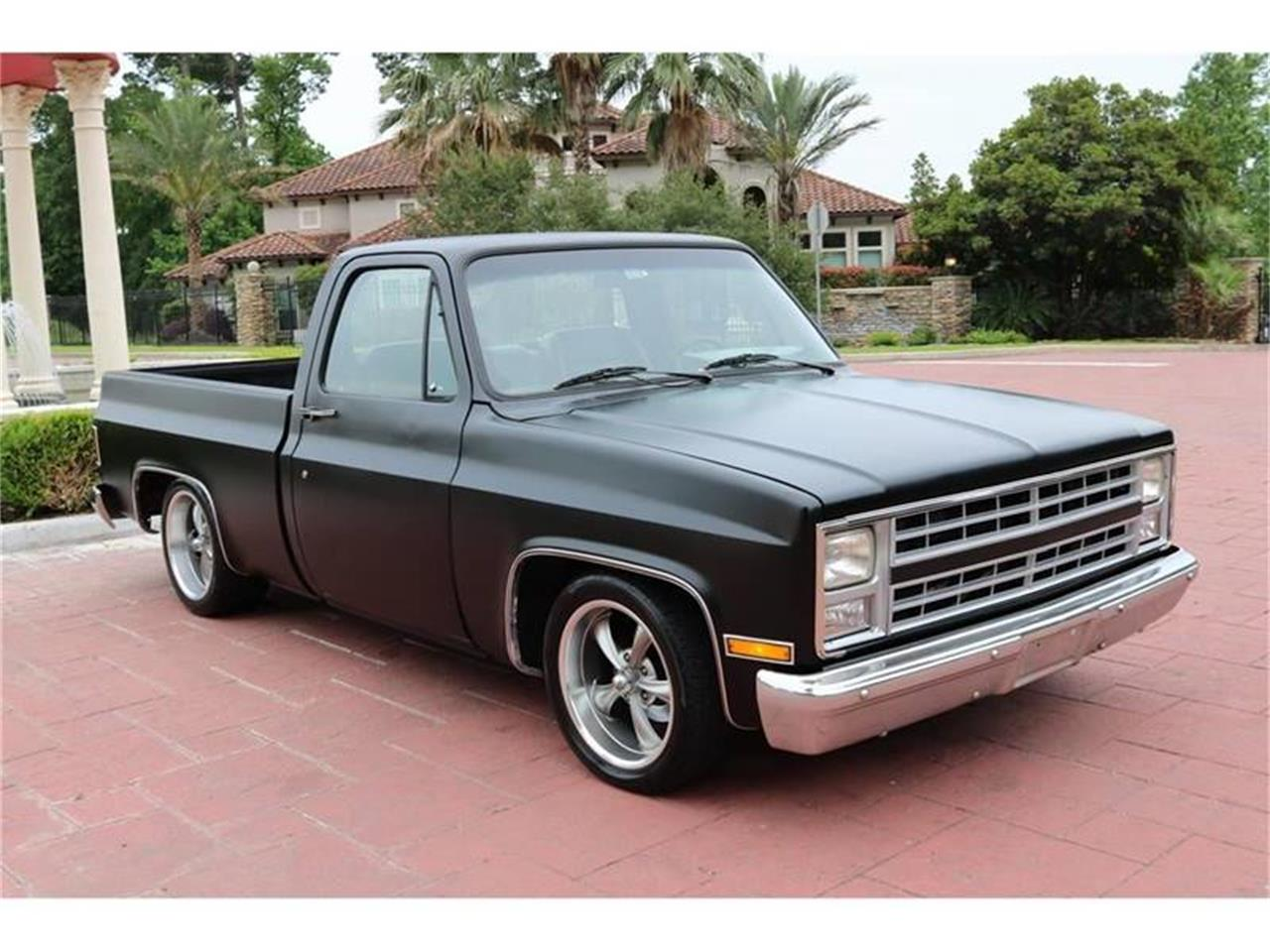 Large Picture of 1986 C/K 10 located in Conroe Texas - $21,900.00 - R114