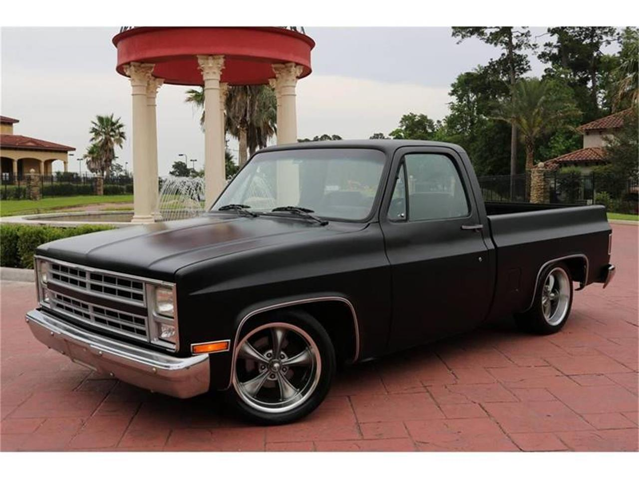 Large Picture of 1986 C/K 10 - $21,900.00 - R114
