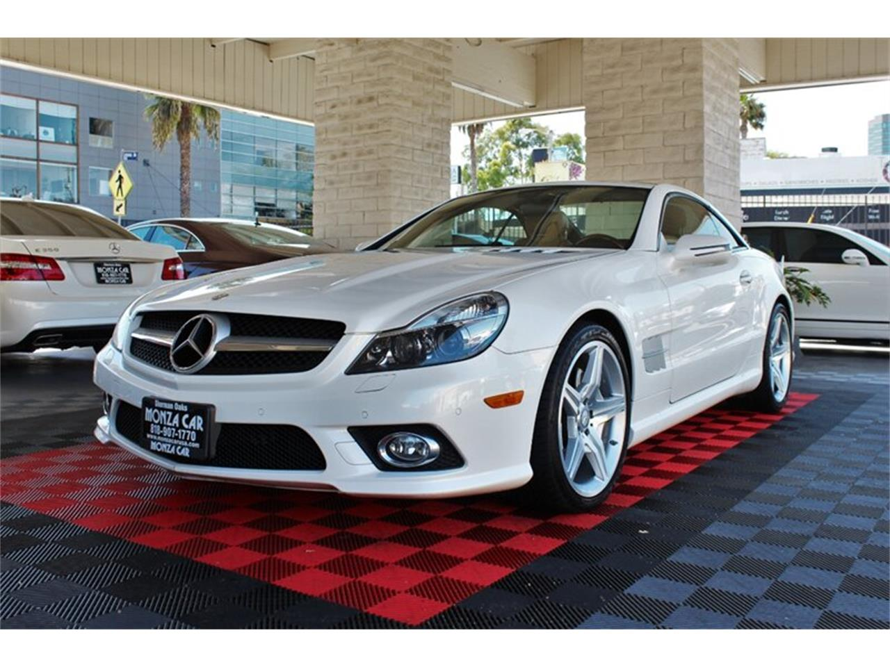 Large Picture of '11 SL550 - R119