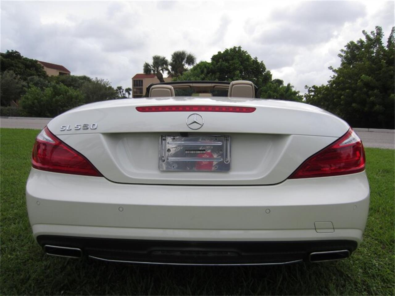 Large Picture of '14 SL550 - R11E