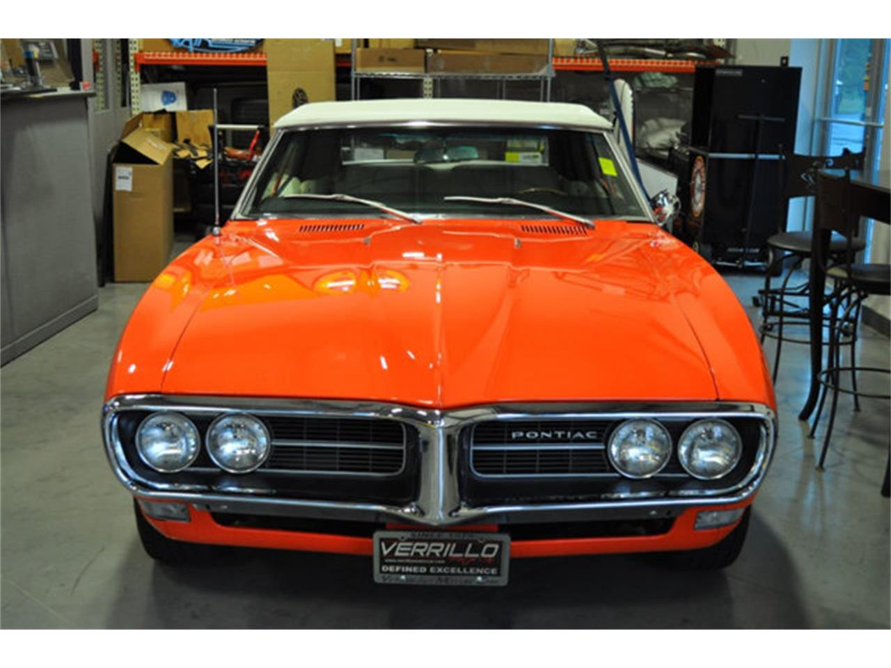 Large Picture of '68 Firebird - R11K