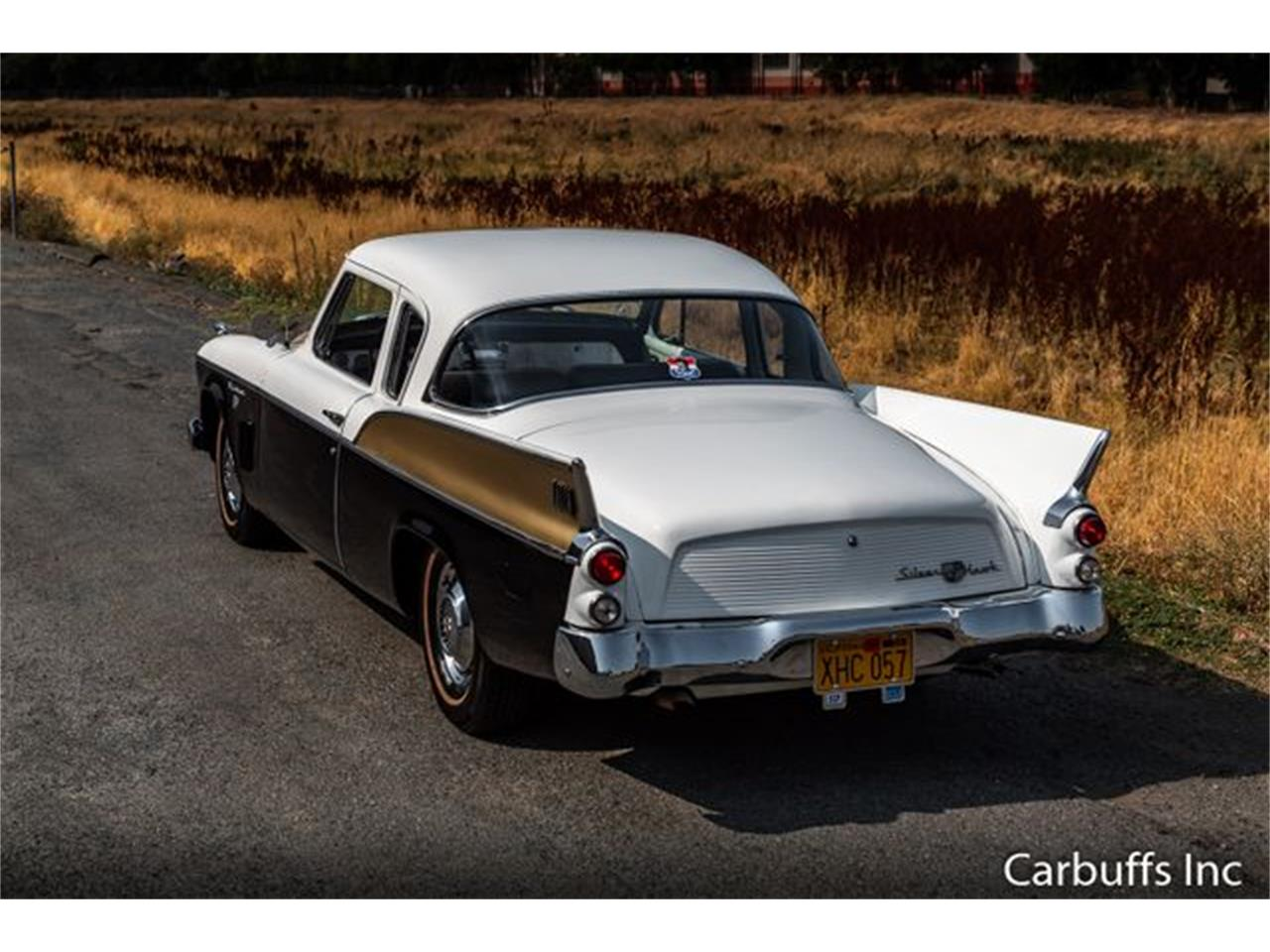 Large Picture of '57 Silver Hawk - R11M