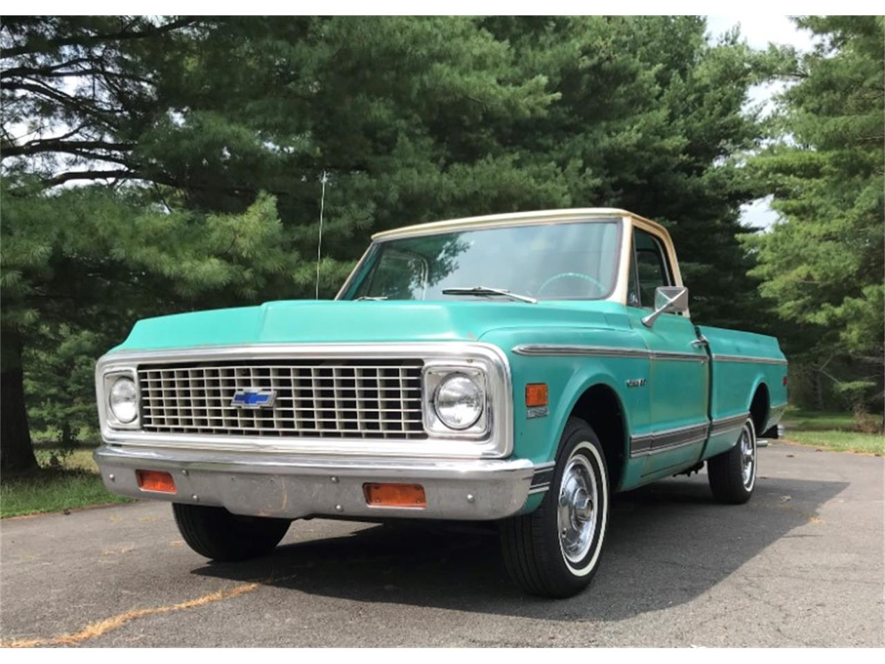 Large Picture of '72 C/K 10 - R11Q