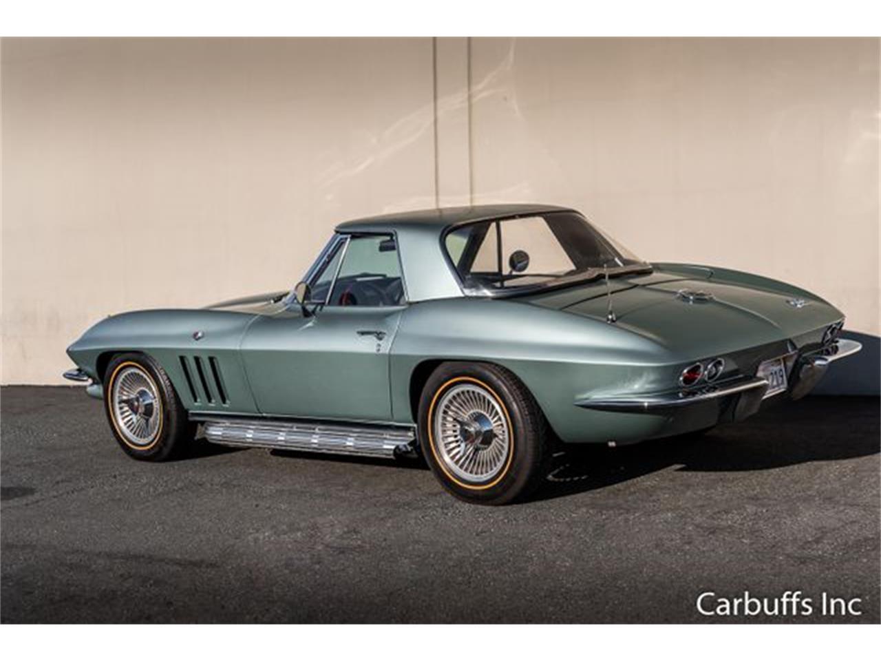 Large Picture of '66 Corvette - R11R