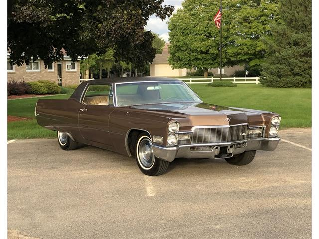 Picture of '68 Coupe DeVille - R120