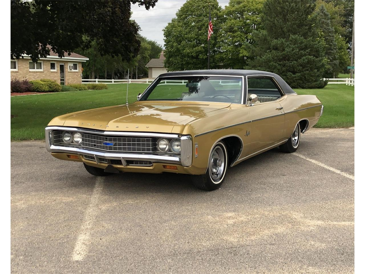 Large Picture of '69 Impala - R123