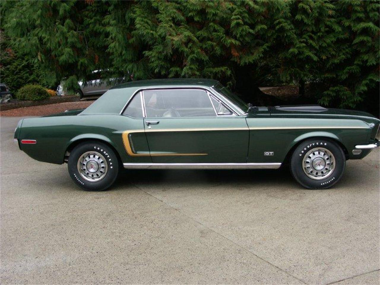 Large Picture of '68 Mustang GT - R12X