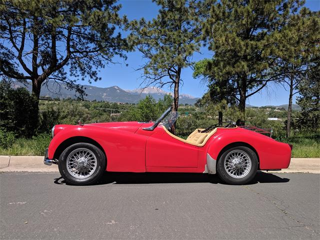 Picture of '56 TR3 - R139