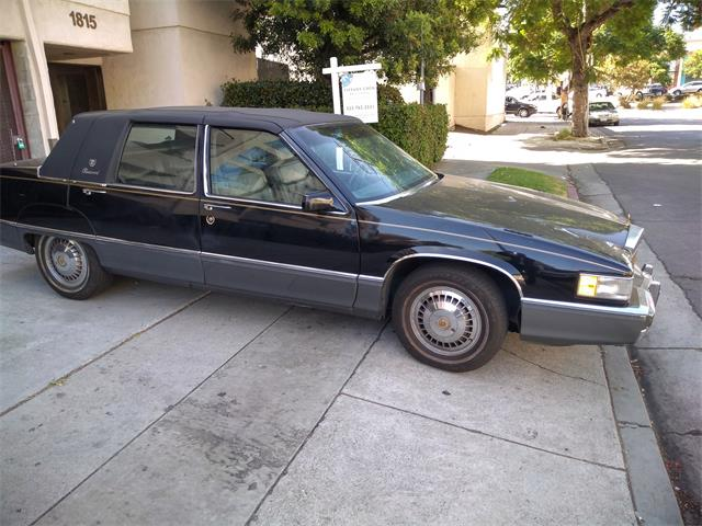 Picture of '89 Cadillac Fleetwood Brougham d'Elegance Offered by a Private Seller - R13B
